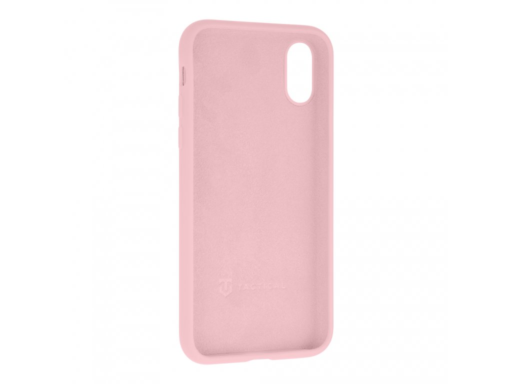Tactical Velvet Smoothie Kryt pro Apple iPhone X/XS Pink Panther