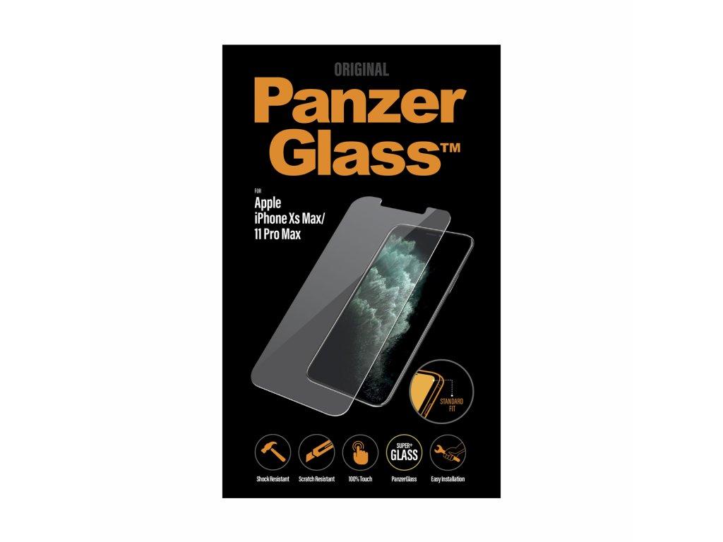 PanzerGlass Standard pro Apple iPhone Xs Max/11 Pro Max čiré