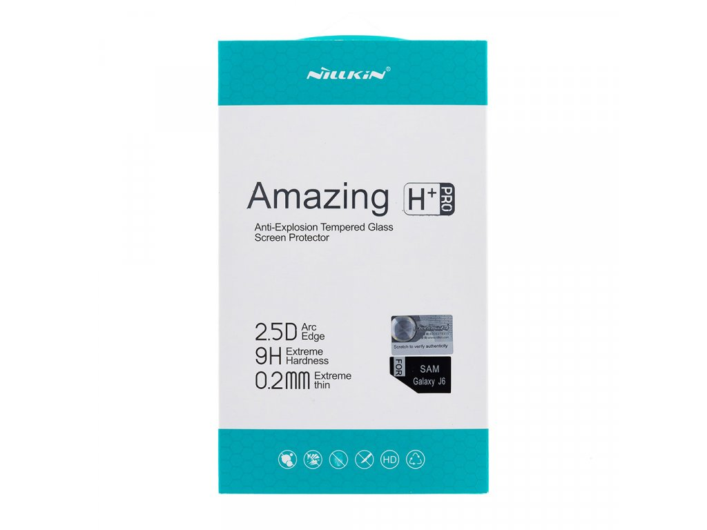 Nillkin Tvrzené Sklo 0.2mm H+ PRO 2.5D pro Huawei P20 Pro