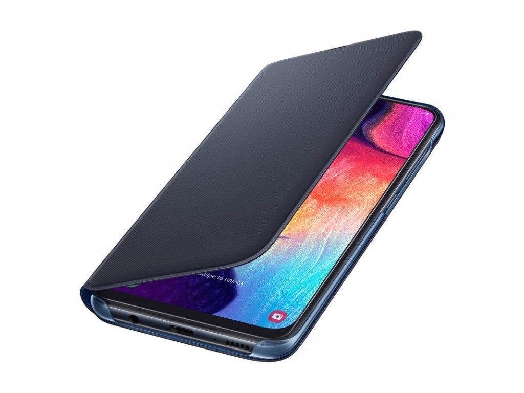 Samsung Wallet Pouzdro pro Galaxy A50 Black