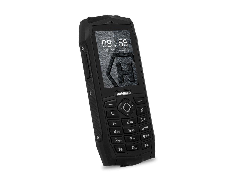 Telefon myPhone Hammer 3 černý