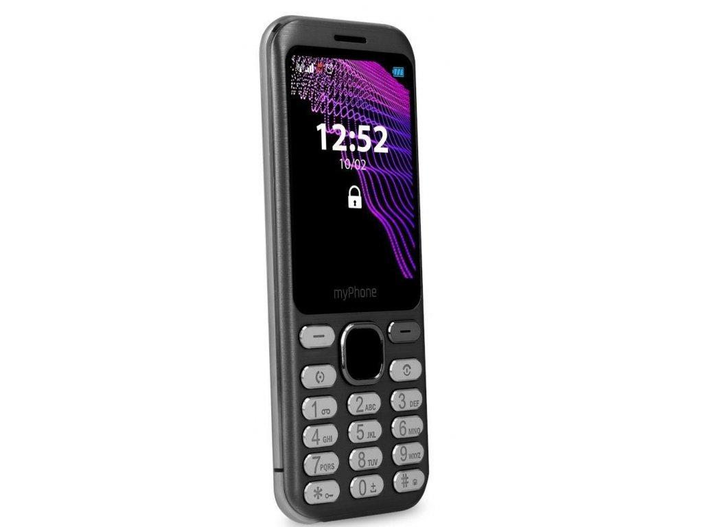 Telefon myPhone Maestro černý