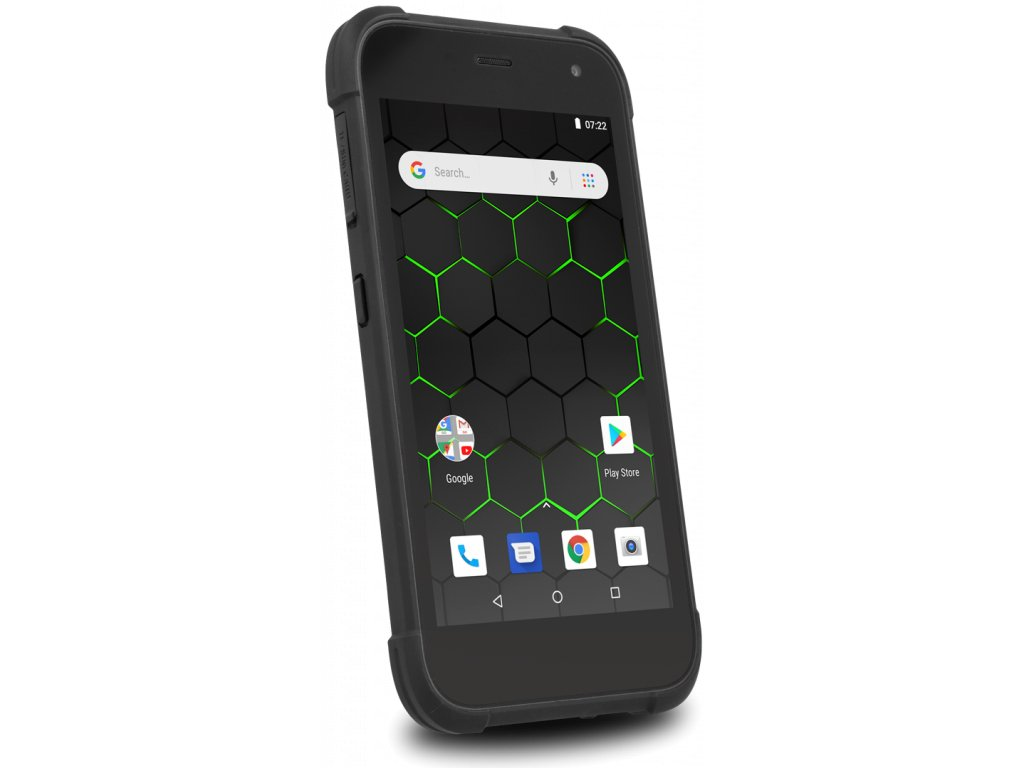 Telefon myPhone Hammer Active 2 černý