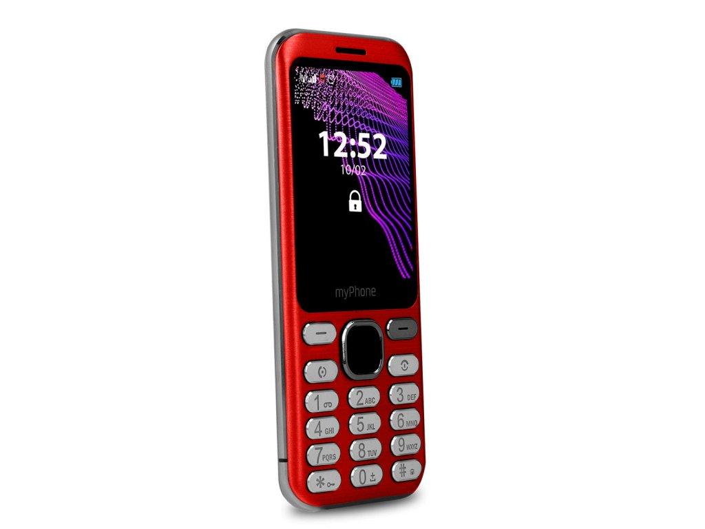 Telefon myPhone Maestro červený