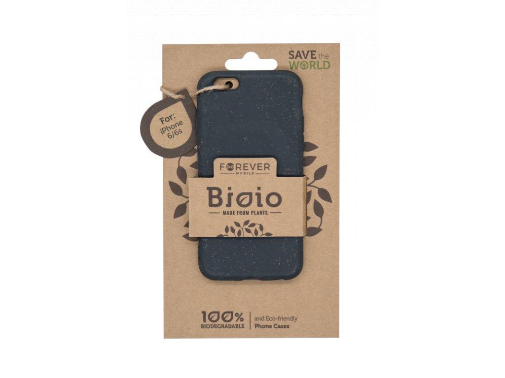 Zadní kryt Forever Bioio pro iPhone 6/6s černý