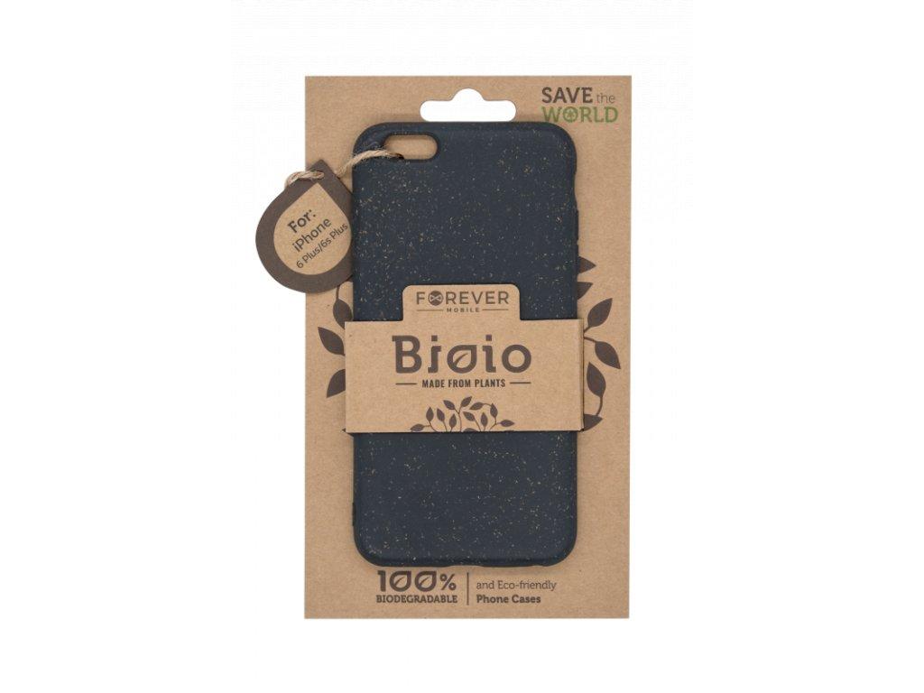 Zadní kryt Forever Bioio pro iPhone 6 Plus černý