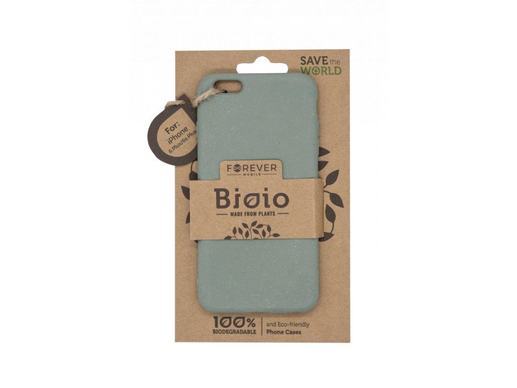 Zadní kryt Forever Bioio pro iPhone 6 Plus zelený