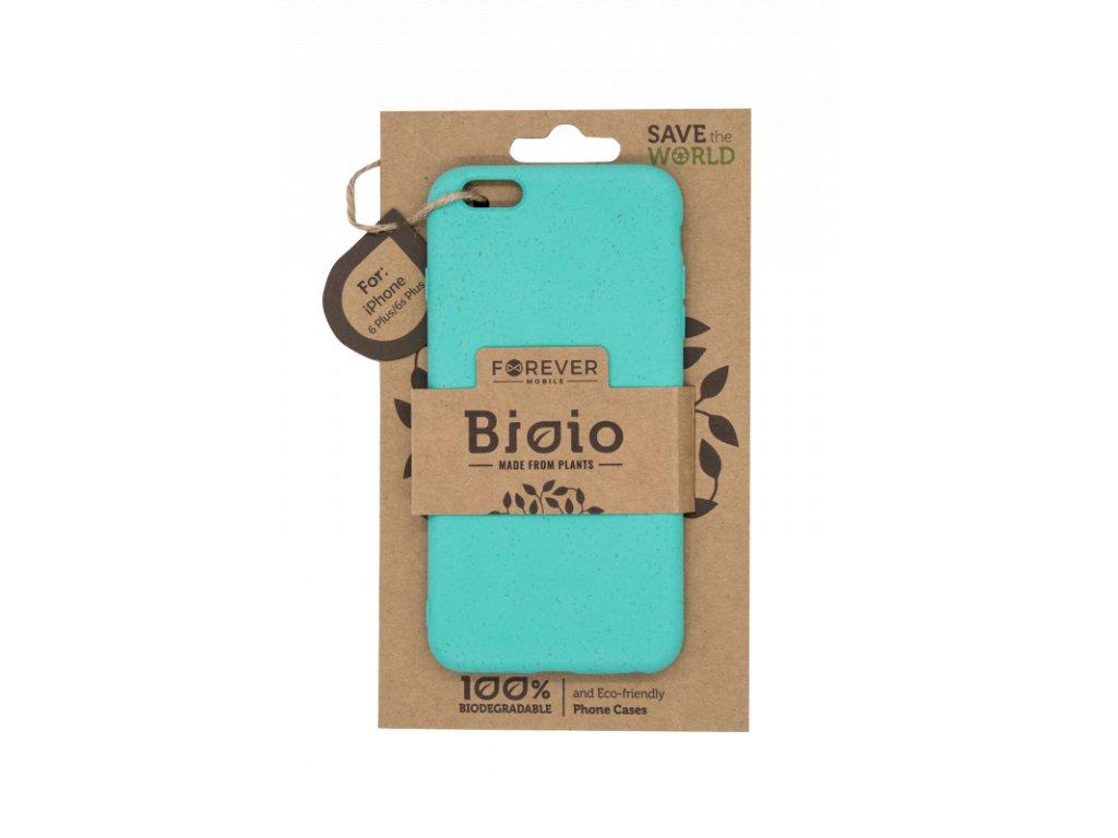 Zadní kryt Forever Bioio pro iPhone 6 Plus mátový