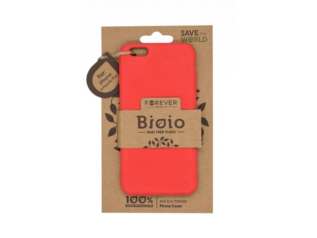 Zadní kryt Forever Bioio pro iPhone 6 Plus červený