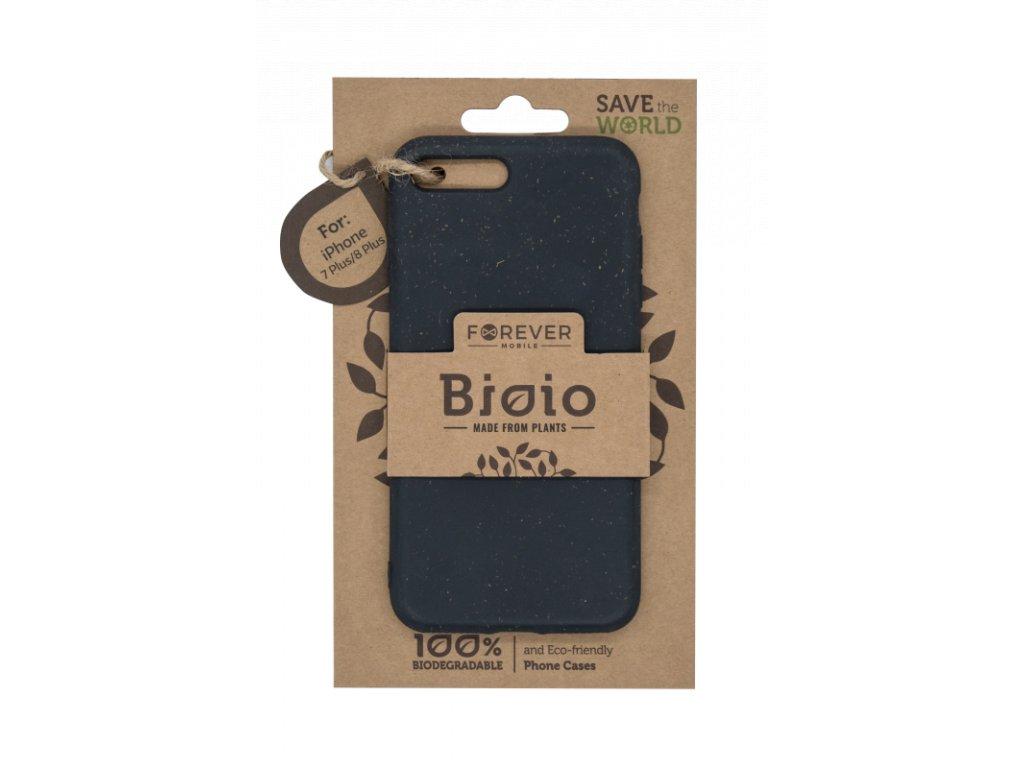 Zadní kryt Forever Bioio pro iPhone 7 Plus/ 8 Plus černý