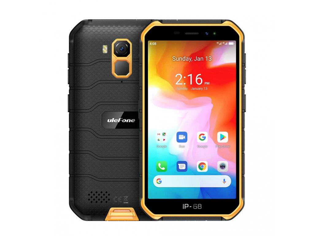 UleFone Armor X7 DS 2+16GB gsm tel. Orange