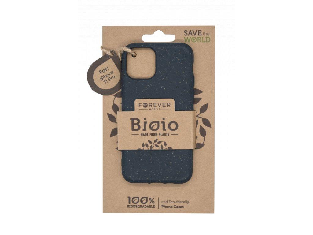 Zadní kryt Forever Bioio pro iPhone 11 Pro černý