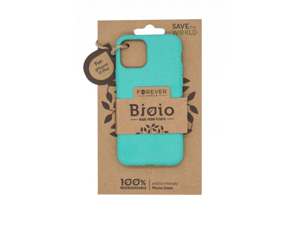 Zadní kryt Forever Bioio pro iPhone 11 Pro mátový