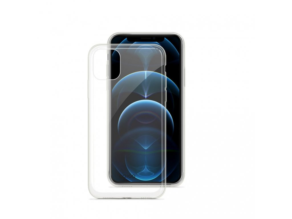 "EPICO HERO CASE iPhone 12 mini (5,4"") - transparentní"