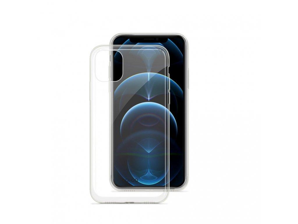 """EPICO HERO CASE iPhone 12 Pro Max (6,7"""") - transparentní"""