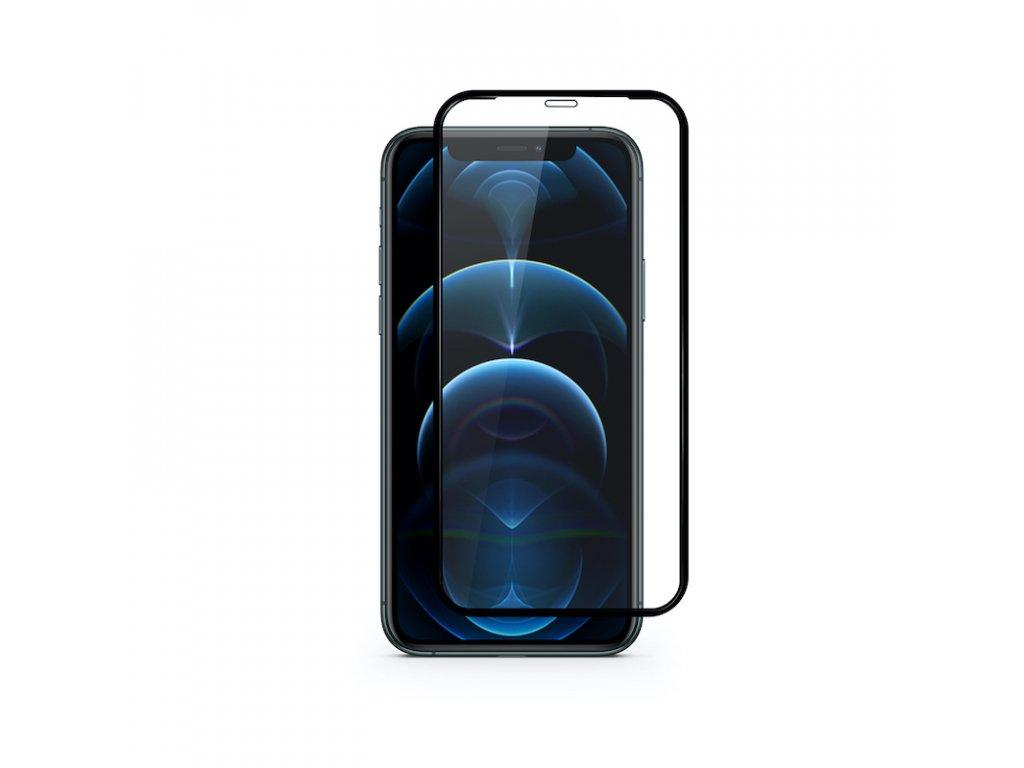 """EPICO HERO GLASS iPhone 12 / 12 Pro (6,1"""") - černá"""
