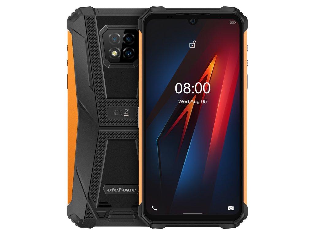 UleFone Armor 8 Orange 4+64GB