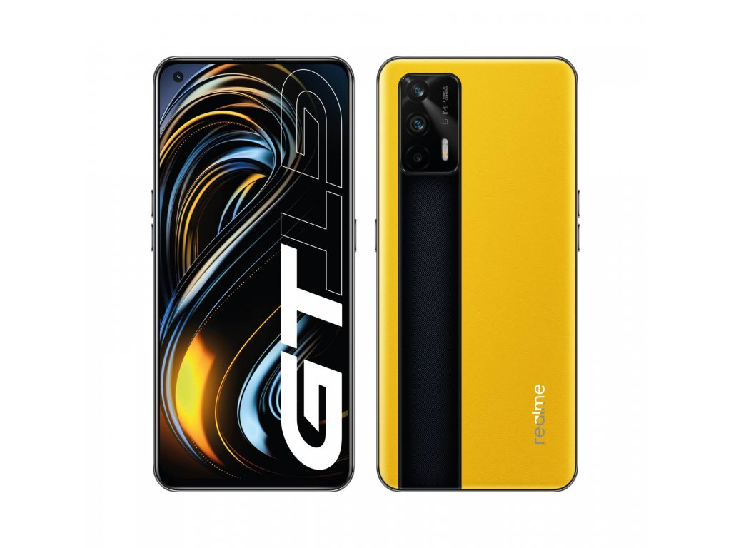 Realme GT 12GB/256GB Racing Yellow