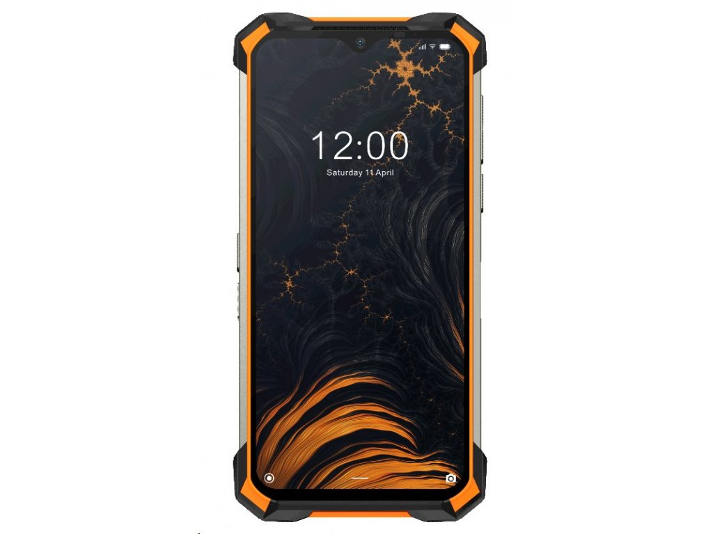 Doogee S88 PRO DualSIM gsm tel. 6 +128GB Orange