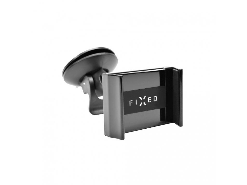 Univerzální držák FIXED FIX3 s adhesivní přísavkou, pro smartphony větších rozměrů o šířce 6-9 cm