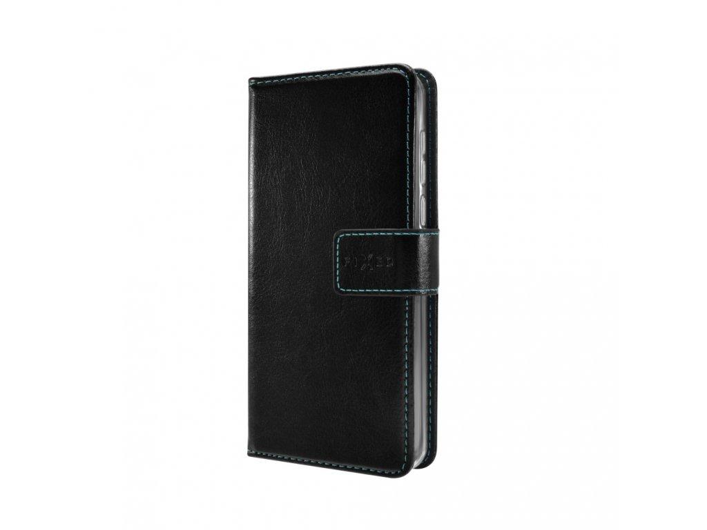 Pouzdro typu kniha FIXED Opus pro Samsung Galaxy J5 (2017), černé