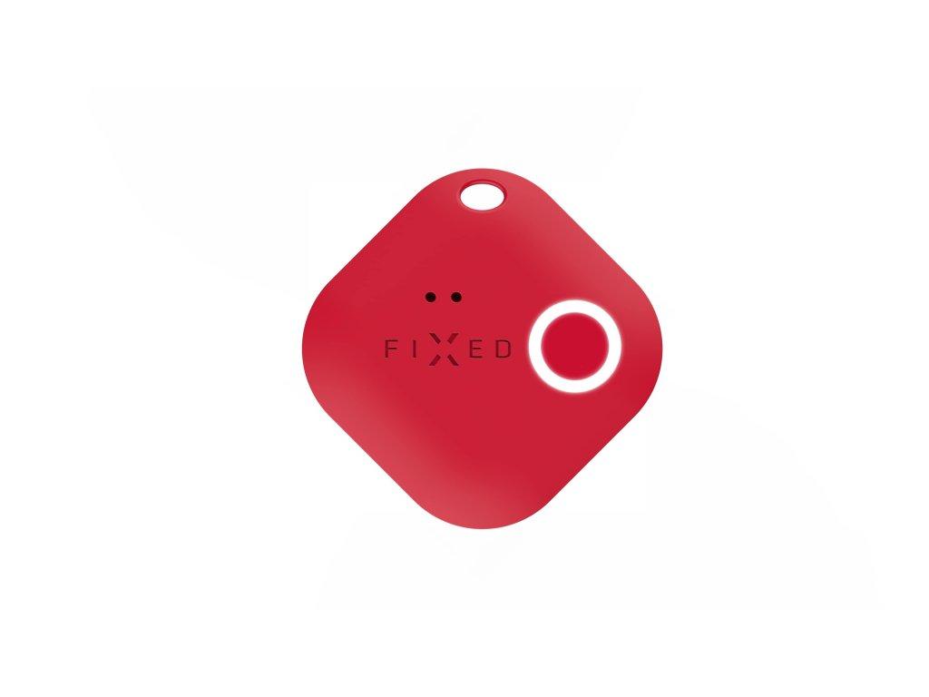 Smart tracker FIXED Smile s motion senzorem, červený