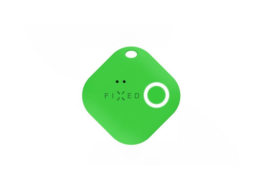 Smart tracker FIXED Smile s motion senzorem, zelený