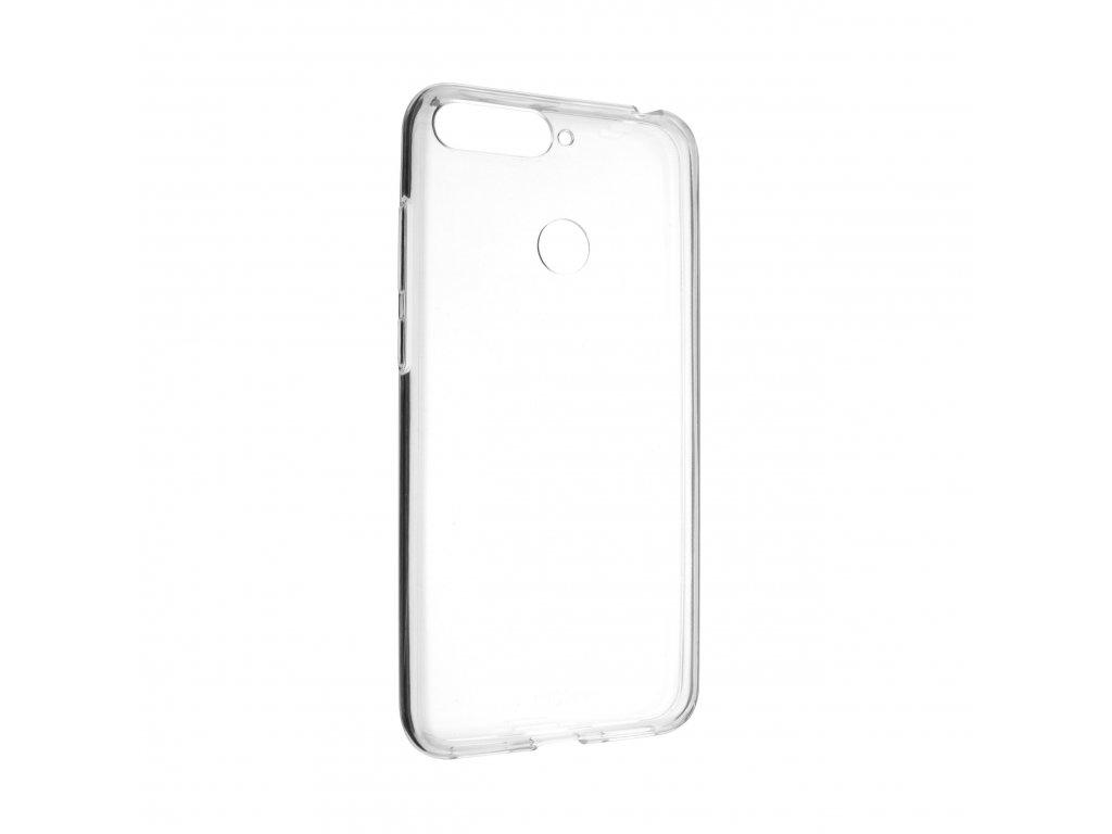 TPU gelové pouzdro FIXED pro Huawei Y6 Prime (2018), čiré