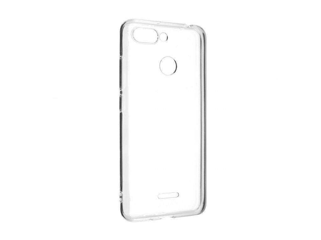 TPU gelové pouzdro FIXED pro Xiaomi Redmi 6, čiré
