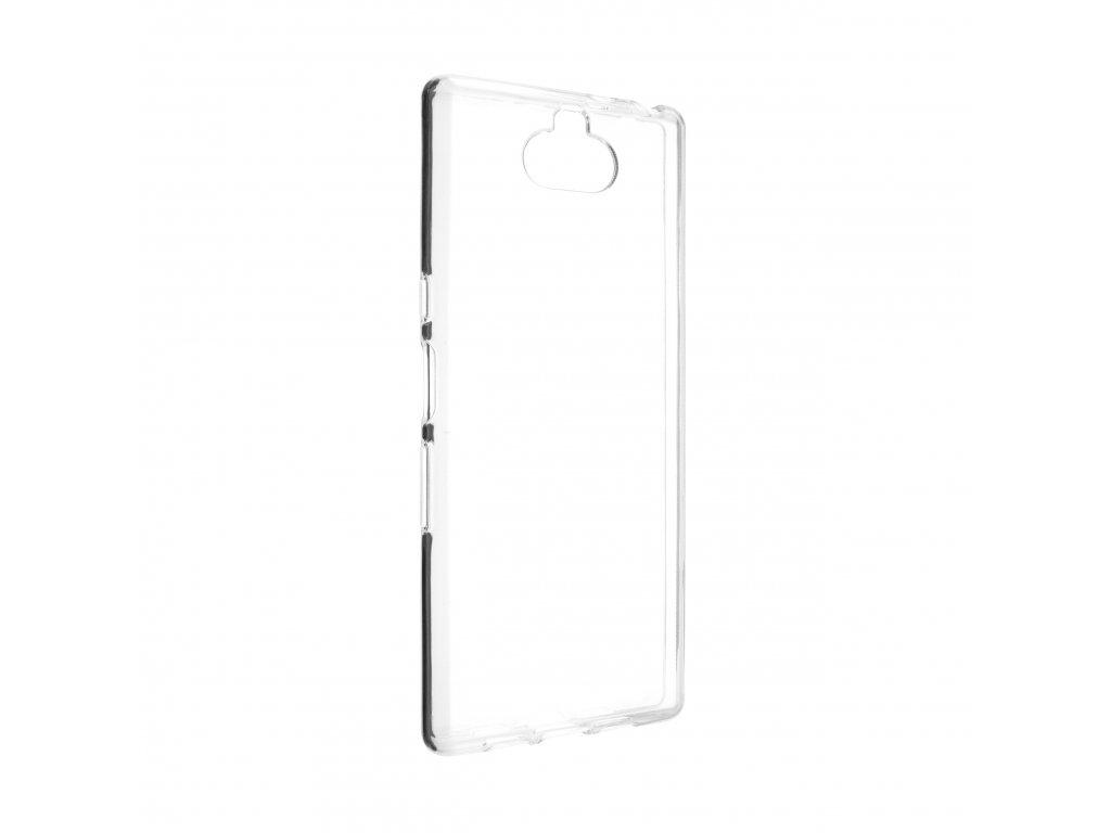TPU gelové pouzdro FIXED pro Sony Xperia 10, čiré