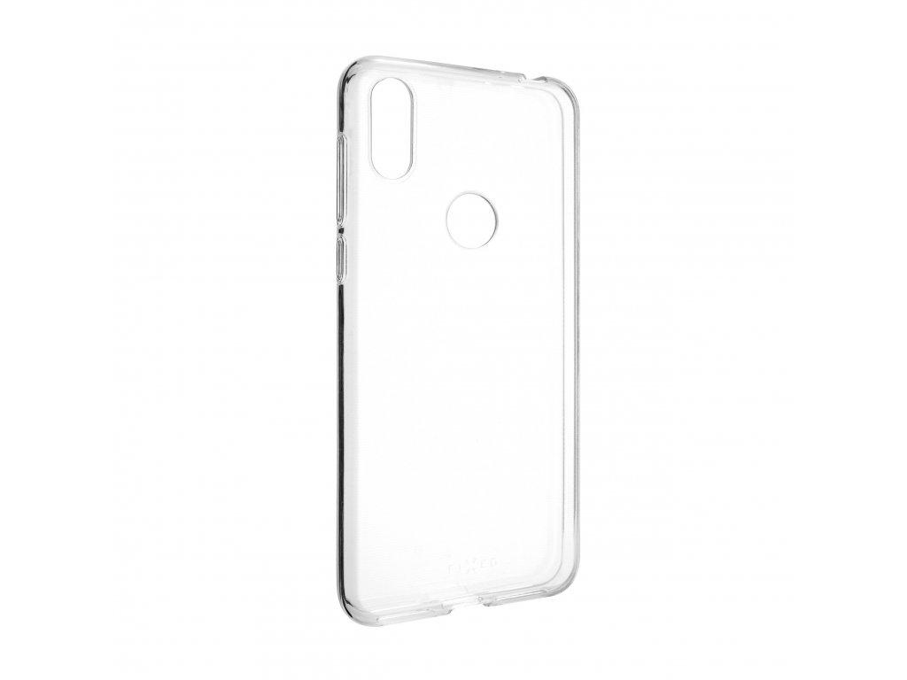 TPU gelové pouzdro FIXED pro Motorola One, čiré