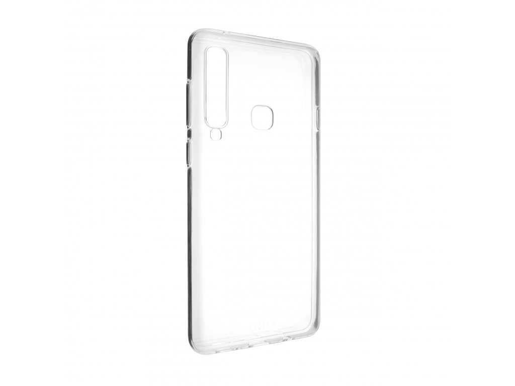 TPU gelové pouzdro FIXED pro Samsung Galaxy A9 (2018), čiré