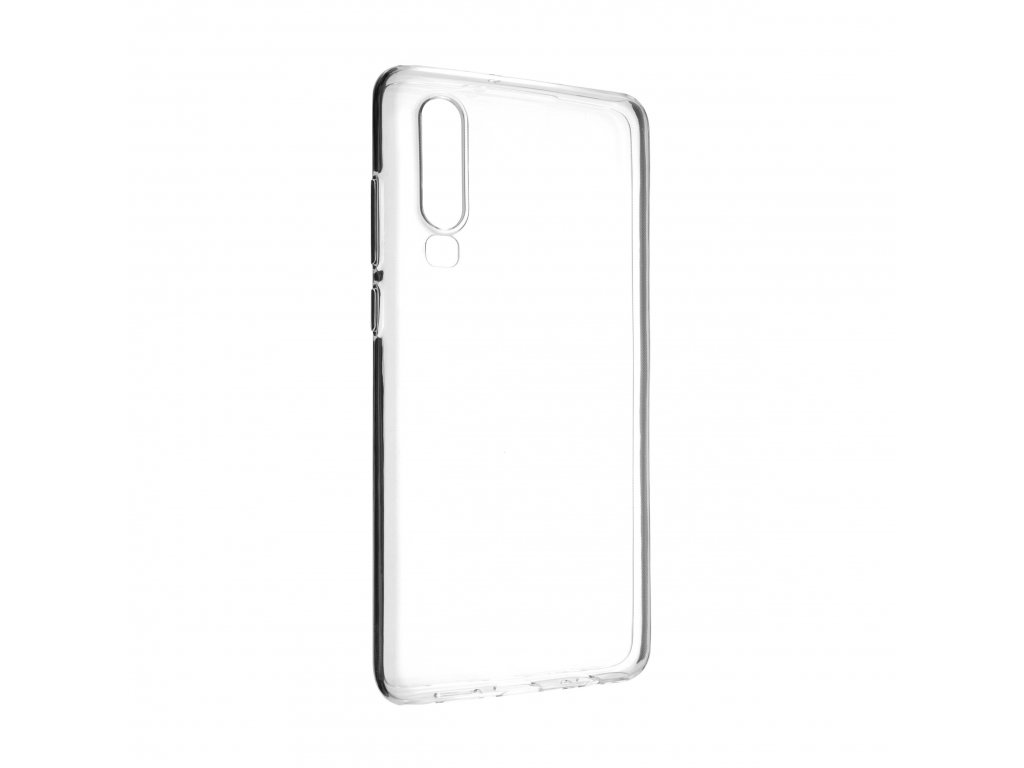 TPU gelové pouzdro FIXED pro Huawei P30, čiré