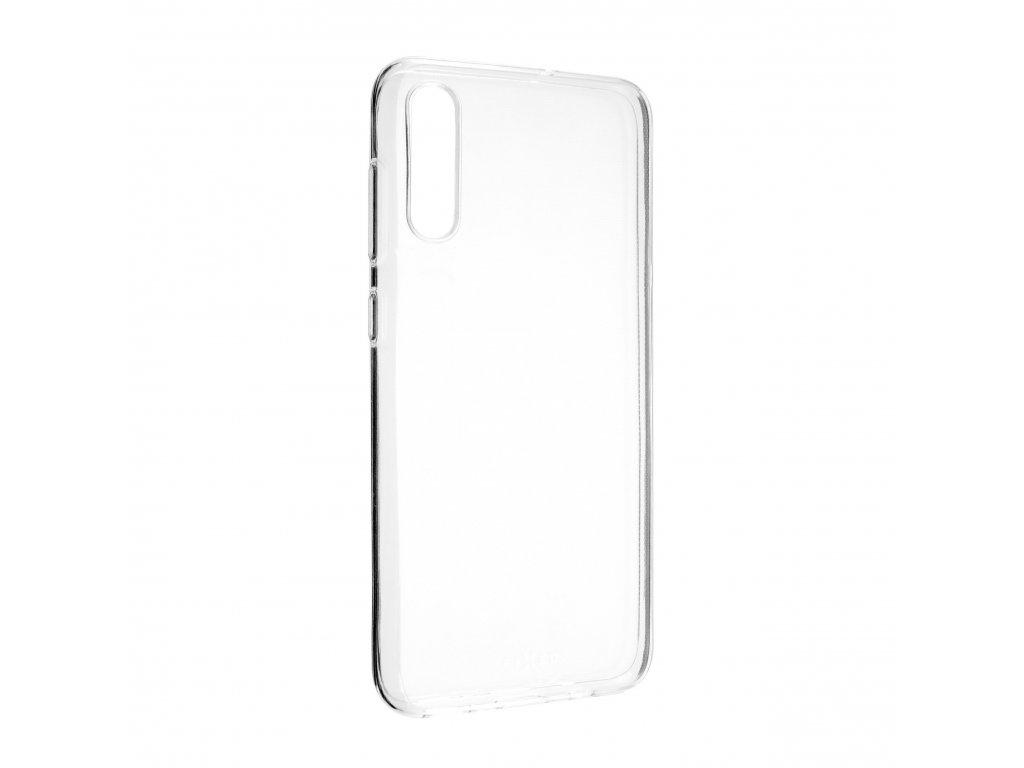TPU gelové pouzdro FIXED pro Samsung Galaxy A70/A70s, čiré
