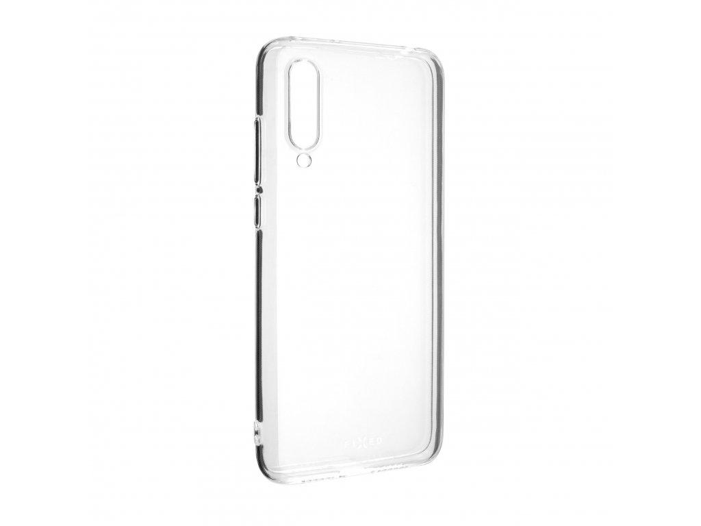 TPU gelové pouzdro FIXED pro Xiaomi Mi9 Lite, čiré