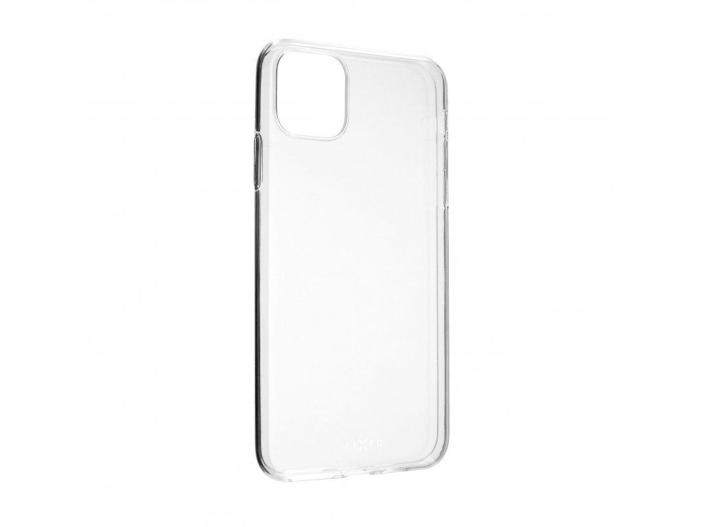 TPU gelové pouzdro FIXED pro Apple iPhone 11 Pro Max, čiré