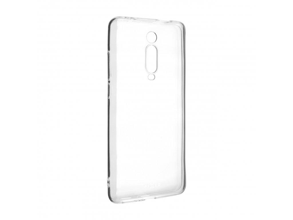TPU gelové pouzdro FIXED pro Xiaomi Mi 9T/ Mi 9T Pro, čiré