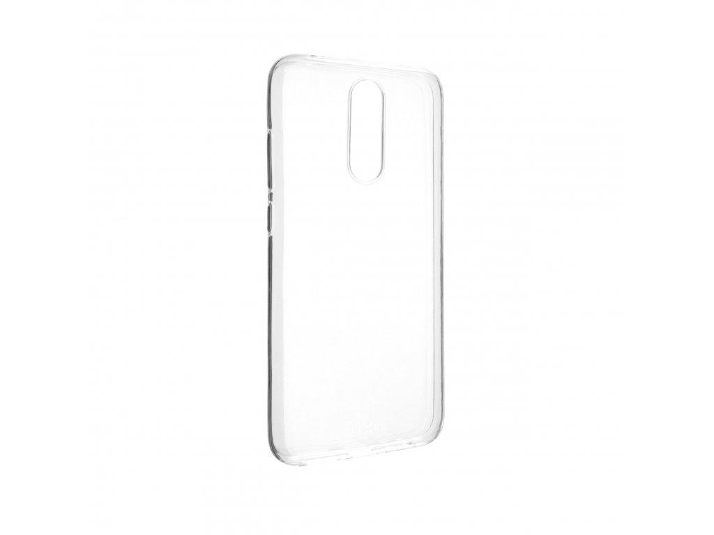 TPU gelové pouzdro FIXED pro Xiaomi Redmi 8, čiré