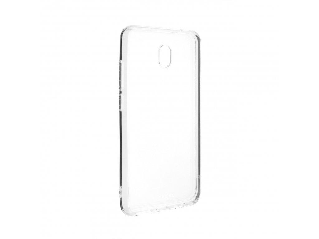 TPU gelové pouzdro FIXED pro Xiaomi Redmi 8A, čiré