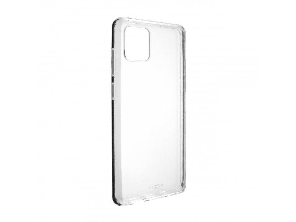 TPU gelové pouzdro FIXED pro Samsung Galaxy Note 10 Lite, čiré