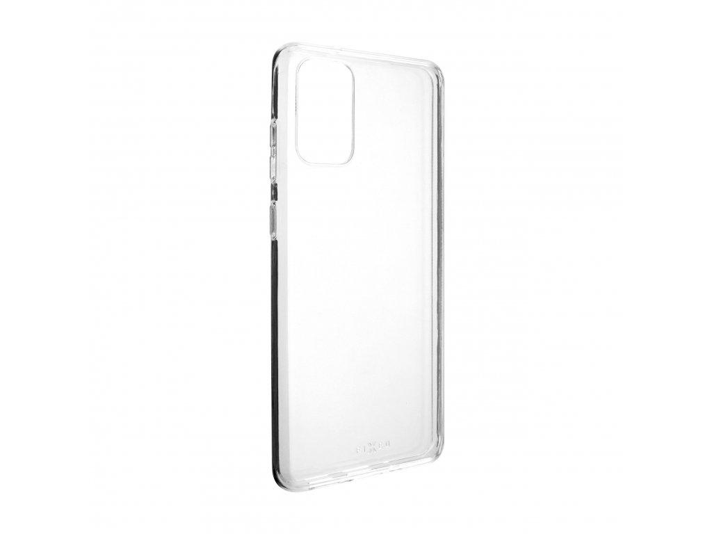 TPU gelové pouzdro FIXED pro Samsung Galaxy S20+, čiré