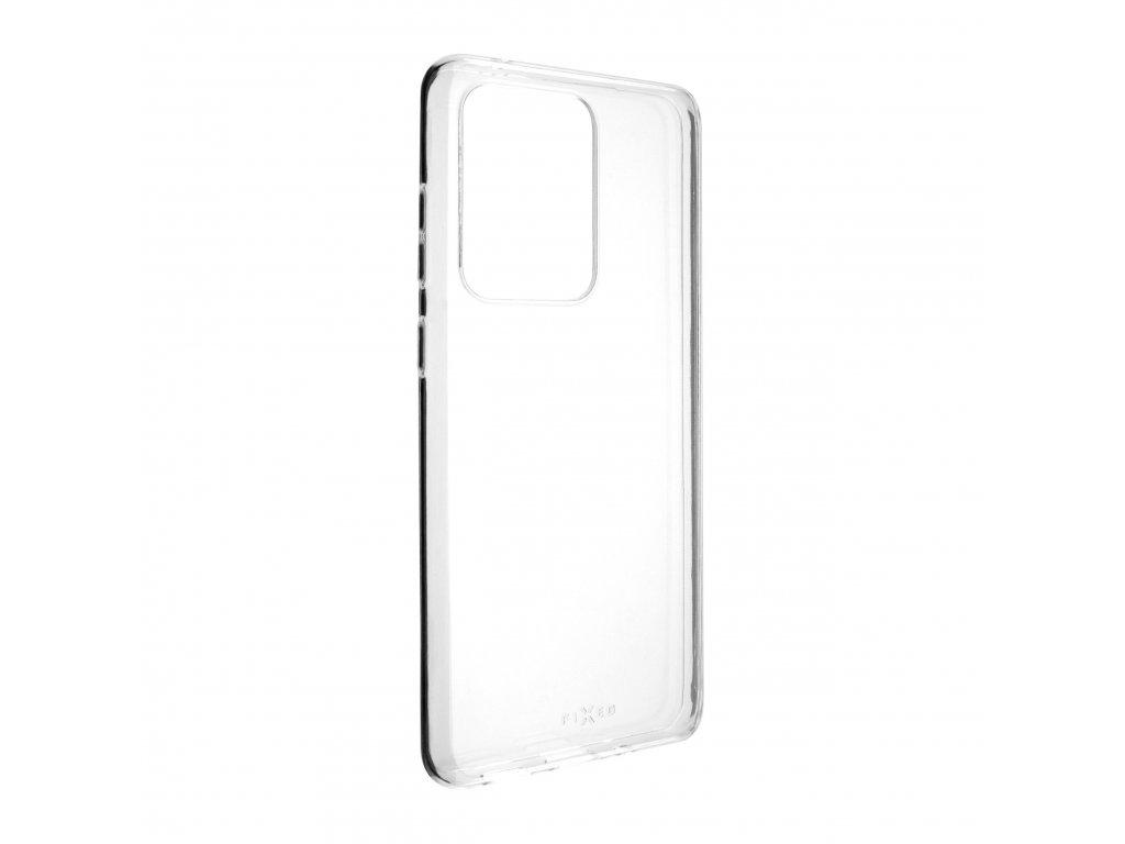 TPU gelové pouzdro FIXED pro Samsung Galaxy S20 Ultra, čiré