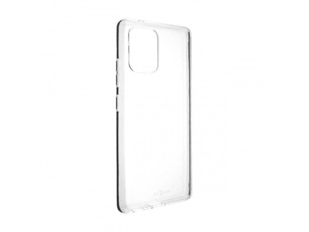 TPU gelové pouzdro FIXED pro Samsung Galaxy S10 Lite, čiré