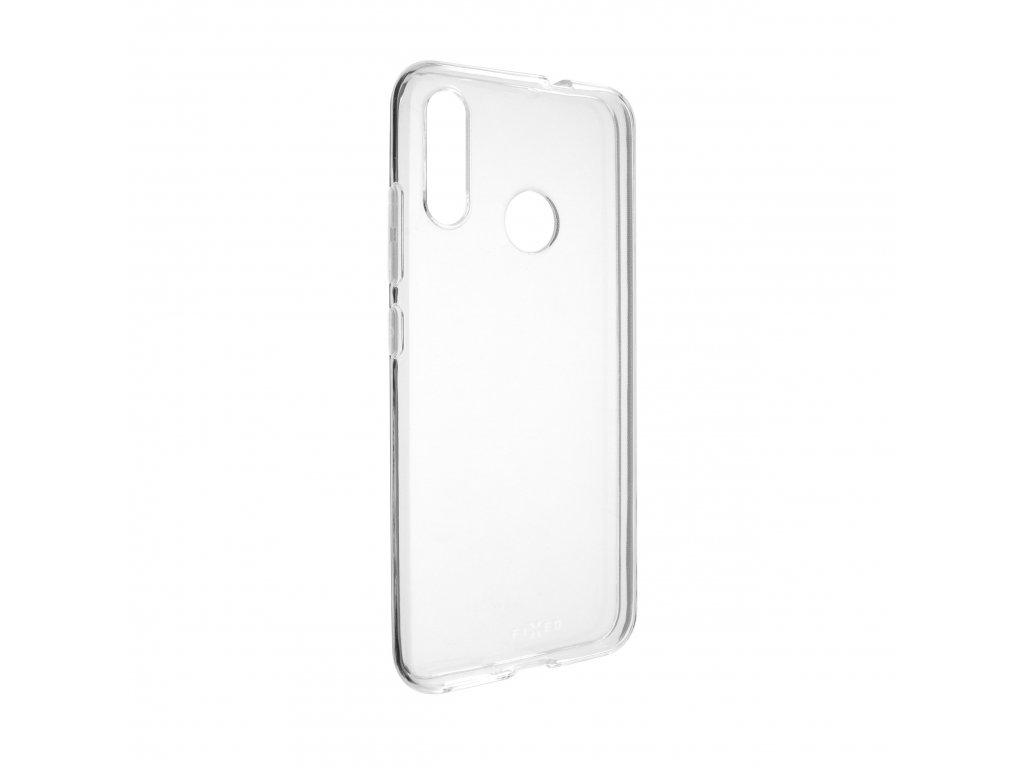 TPU gelové pouzdro FIXED pro Motorola E6 Plus, čiré