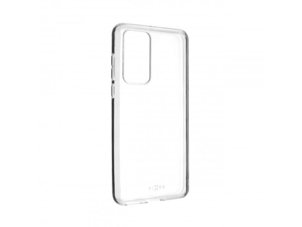 TPU gelové pouzdro FIXED pro Huawei P40, čiré