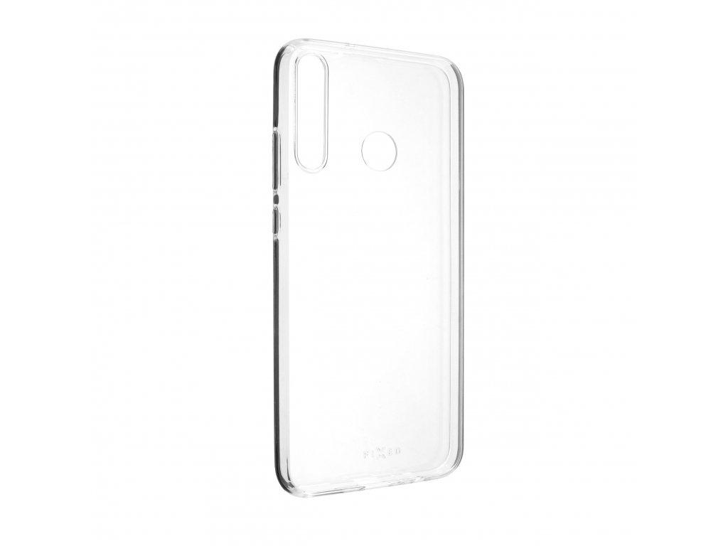 TPU gelové pouzdro FIXED pro Huawei P40 Lite e, čiré