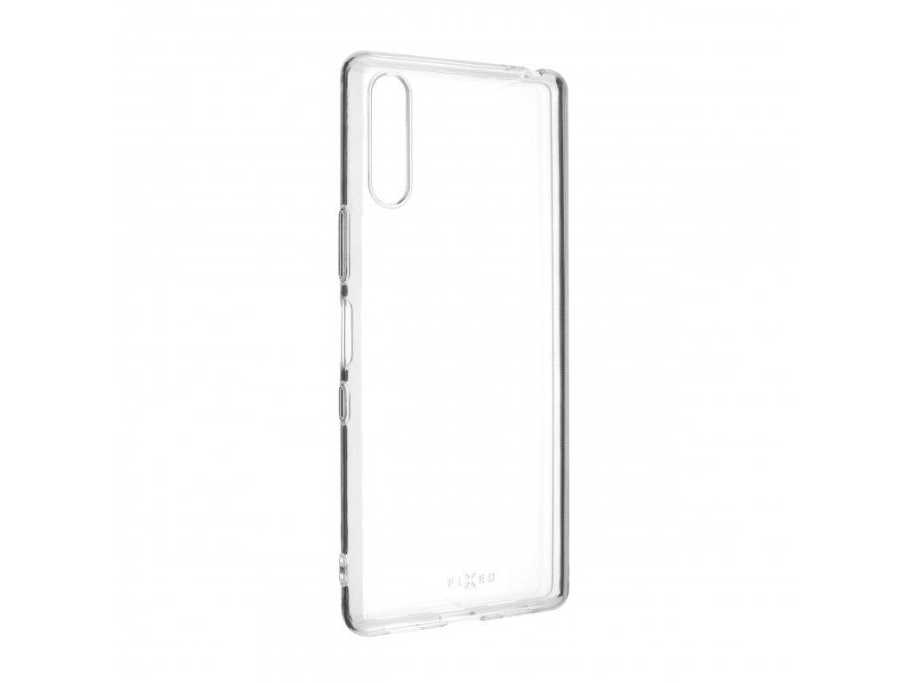 TPU gelové pouzdro FIXED pro Sony Xperia L4, čiré