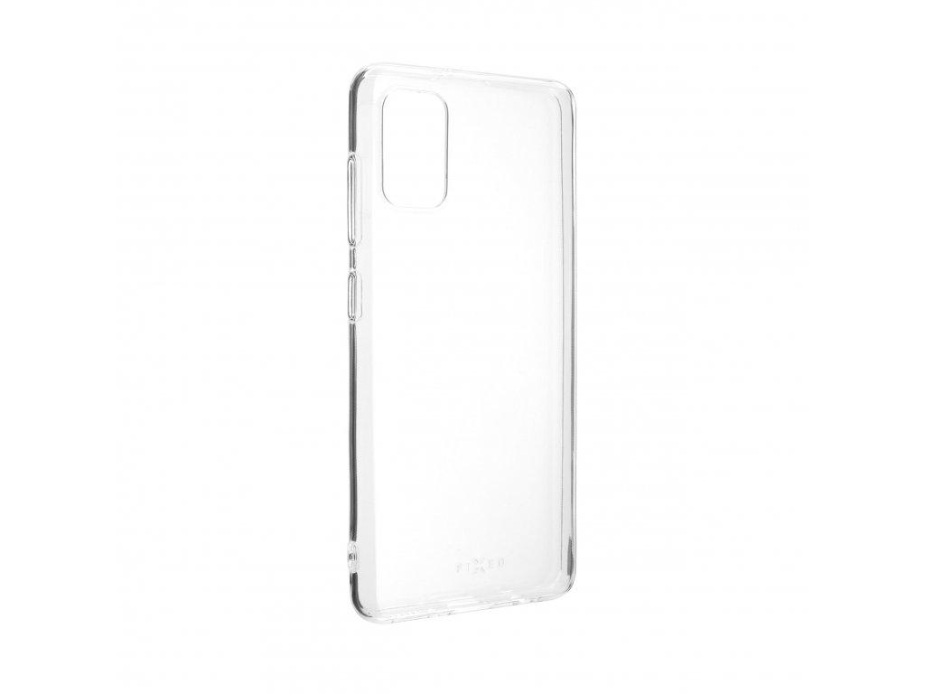 TPU gelové pouzdro FIXED pro Samsung Galaxy A41, čiré