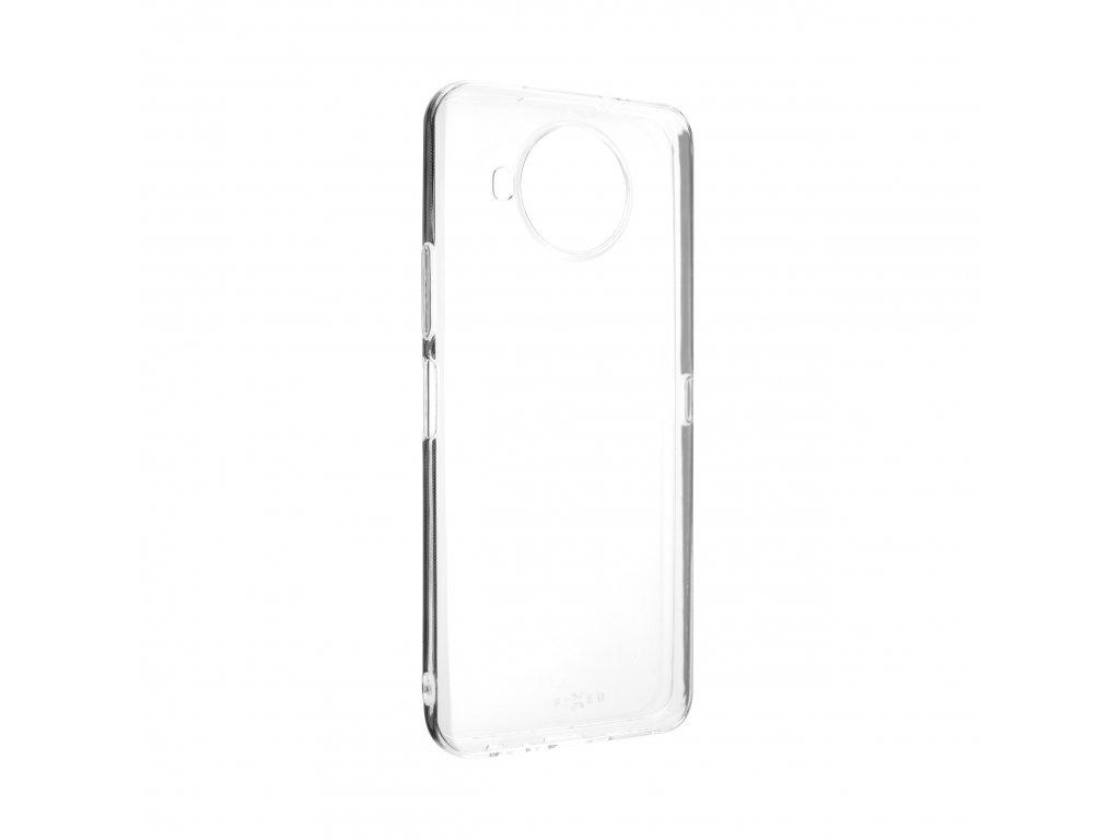 TPU gelové pouzdro FIXED pro Nokia 8.3, čiré