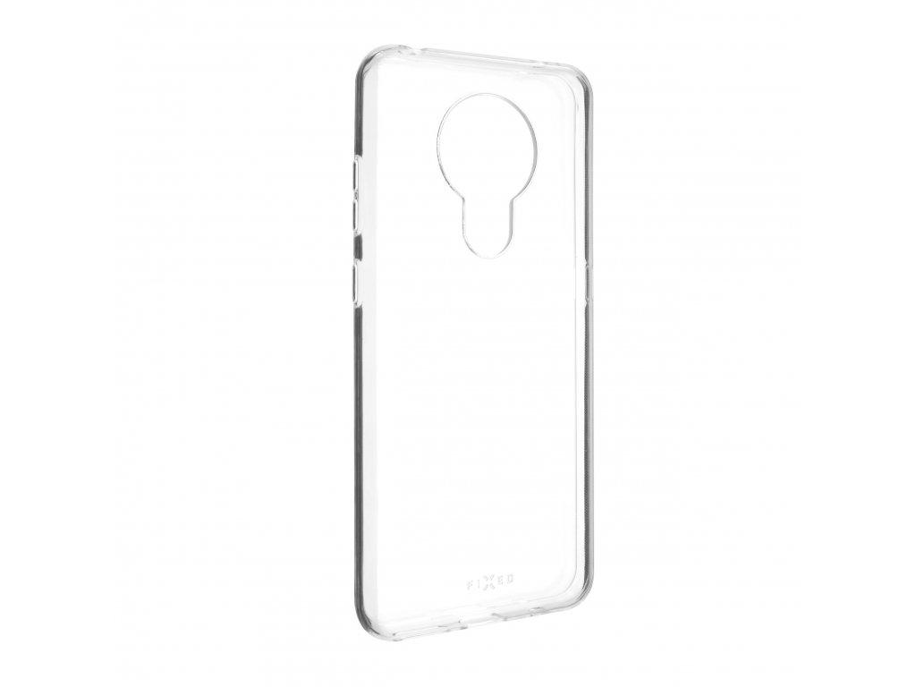 TPU gelové pouzdro FIXED pro Nokia 5.3, čiré